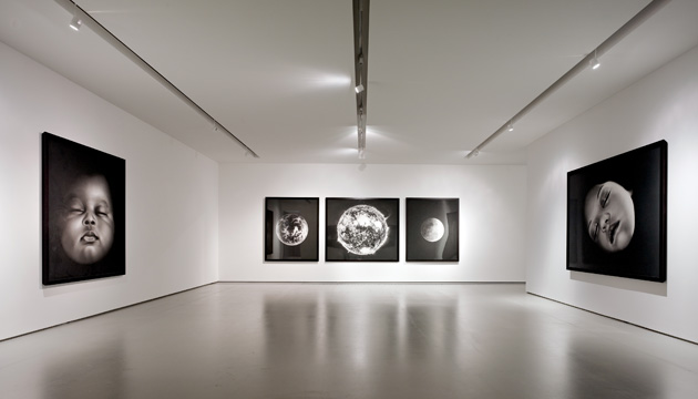 Installation view <i>Robert Longo</i>