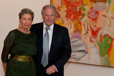 Die Sammler: Jutta und Siegfried Weishaupt