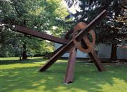 Mark di Suvero, Quantum, 1986/1987, Stahl, 405 x 610 x 535 cm