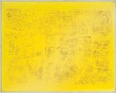 Otto Piene, ohne Titel, 1959/1960, Öl auf Leinwand, 80 x 100 cm
