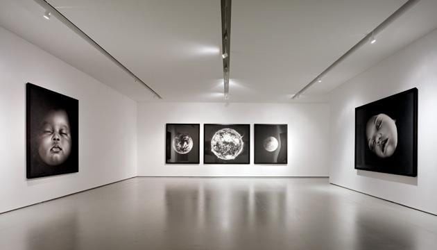 Ausstellungsansicht <i>Robert Longo</i>